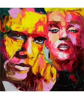 Obama et Marilyn